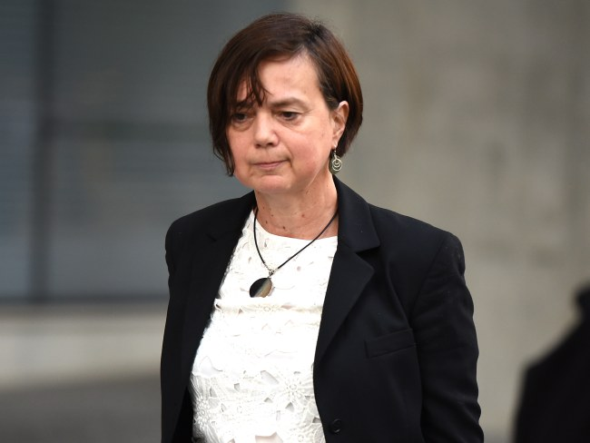 Her mother Rosie Ayliffe has endured a final blow after returning to court in Australia, where criminal proceedings against her daughter's killer were dropped. Photo: AAP / John Gass