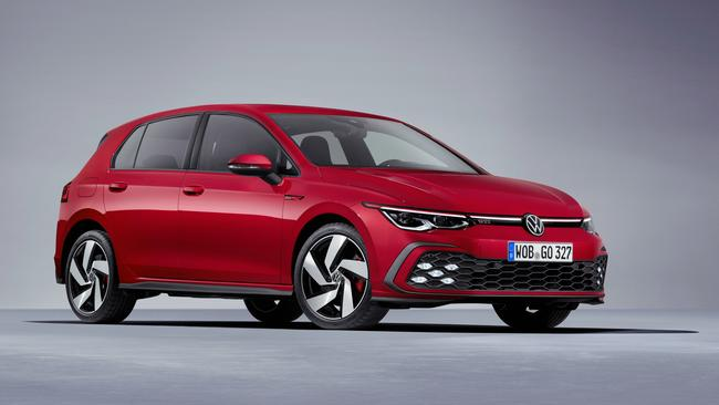 The new GTI has the same engine and performance as the outgoing version.