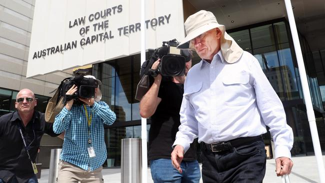 He spent almost two decades in jail before being acquitted at retrial. Picture: Gary Ramage