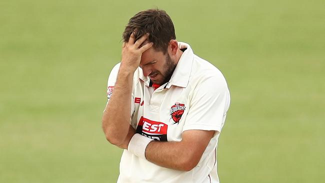 Chadd Sayers on CA: I can't believe they wouldn't want us to be playing cricket.