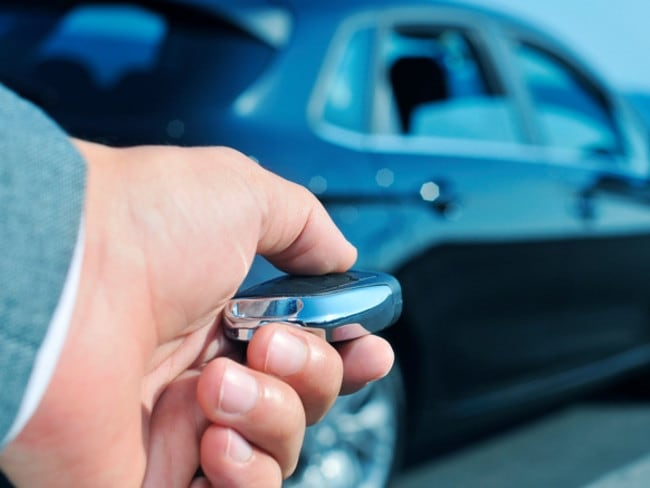 Keyless technology is a standard in many new cars sold each year.