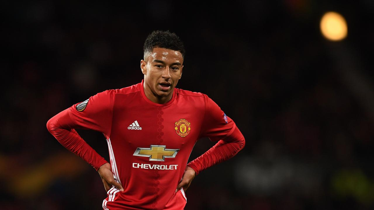 Lingard opens up about his family struggles and how his problems at home have been impacting his form.