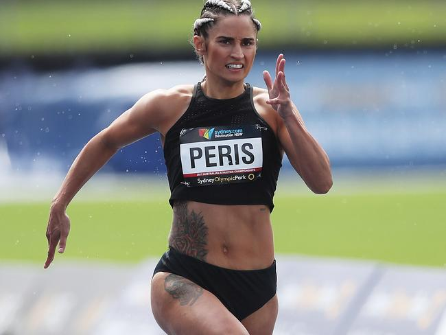 Jessica Peris Has Withdrawn Form Commonwealth Games Selection Trials