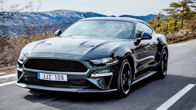 Ford Mustang Bullitt Is The Most Powerful Mustang Ever Sold In Australia