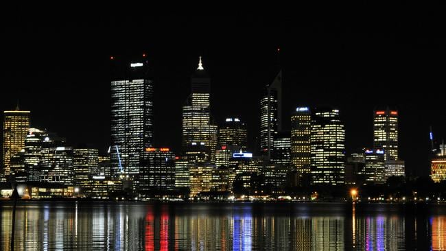 Clean and green...Perth came in at number 10 on the list. Picture: supplied
