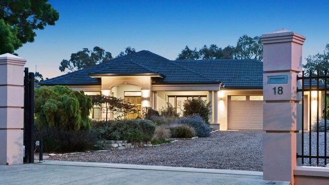 18 Bellerophon Street, Yatala Vale sold for $1.56 million.