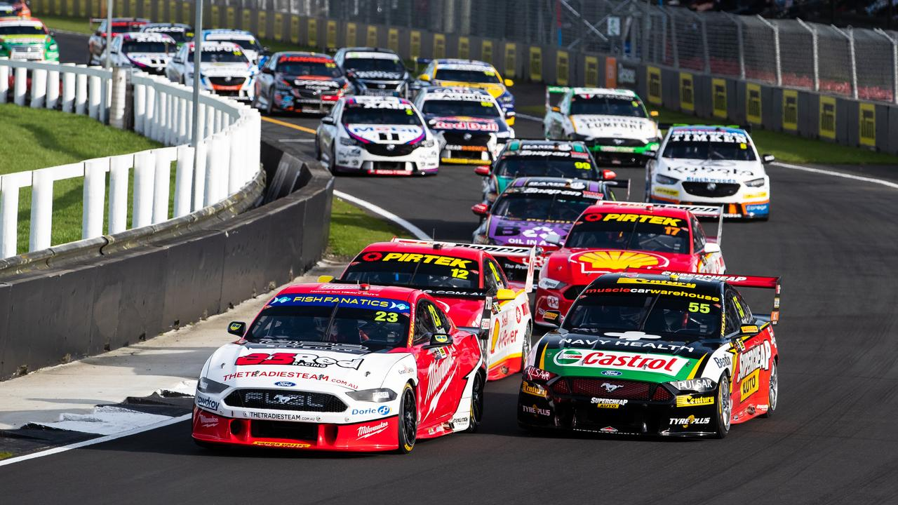Supercars believes it's possible to spend less, yet still produce close racing.