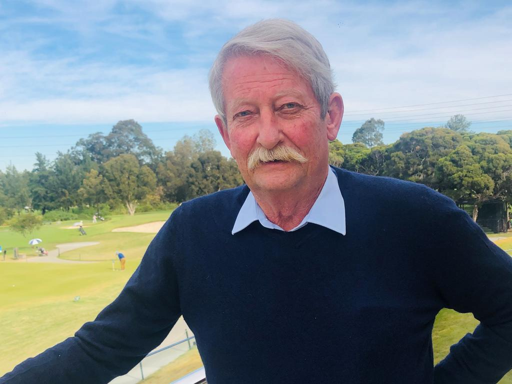 "Strathfield Golf Club General Manager Neil Hardy said they set out to build an ""iconic"" club at Strathfield."