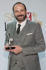 Winner of Best Factual program, Logie Executive Producer of Gogglebox David McDonald. Picture: Jason Edwards