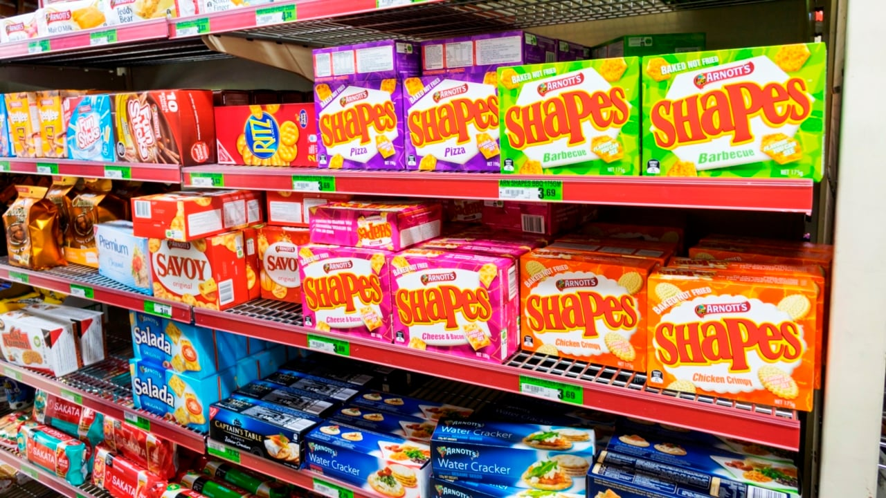 Arnott's reportedly under new ownership
