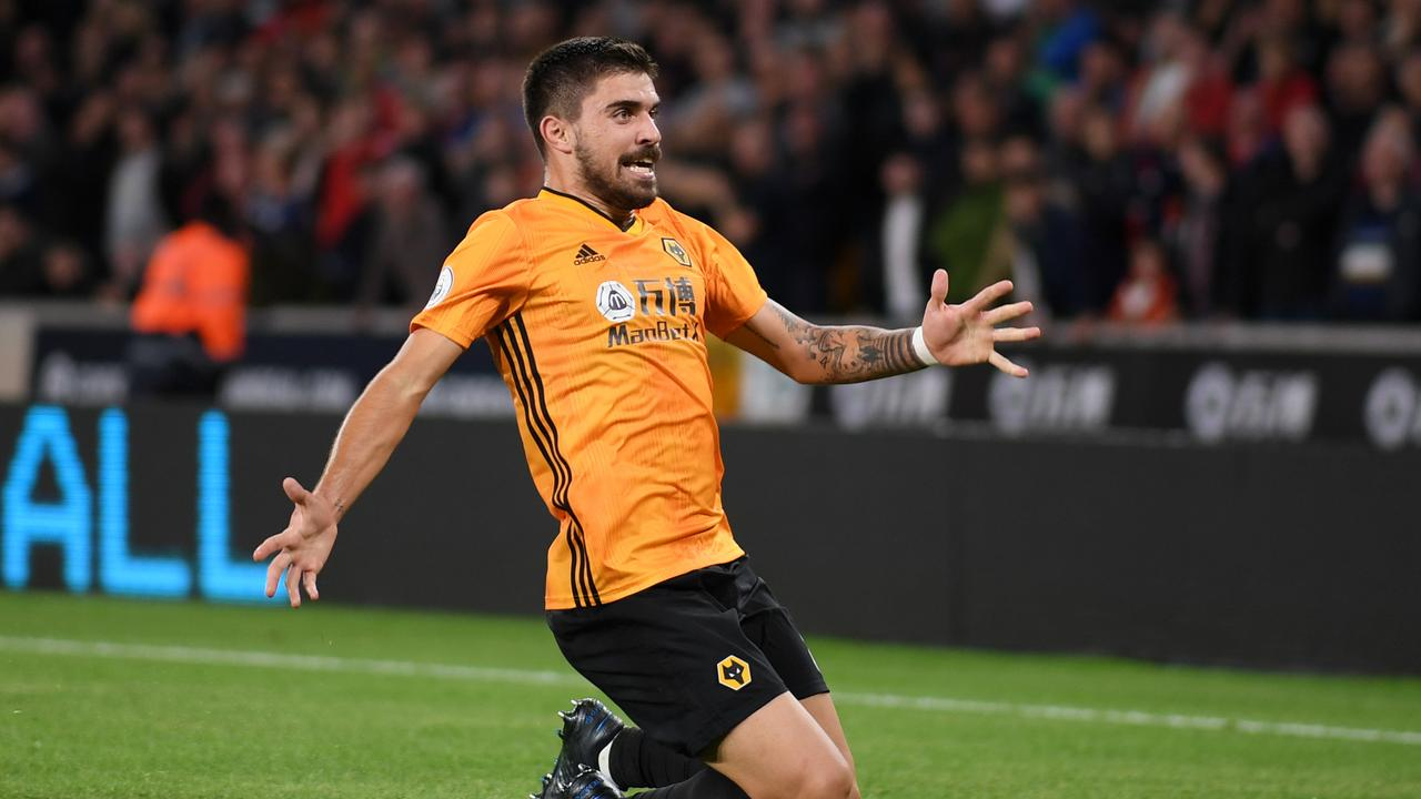 Wolves are pushing for Champions League football.