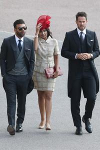 The Guests At Princess Eugenies Royal Wedding Who Missed The Dress