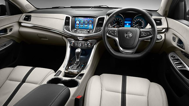 Holden's new VF Commodore finally unveiled. Photo: Holden