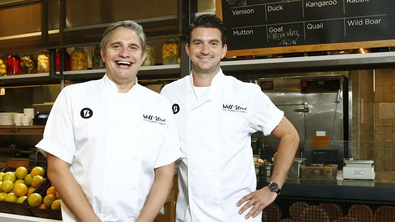 MKR\'s Will and Steve are celebrating joining the Butcher and the ...