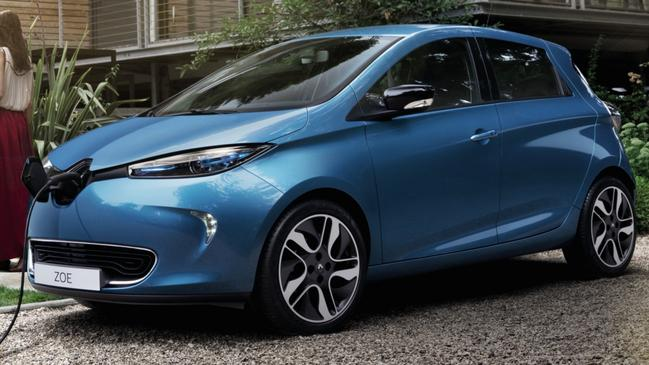 Renault Zoe Australian Prices Cheapest Electric Car
