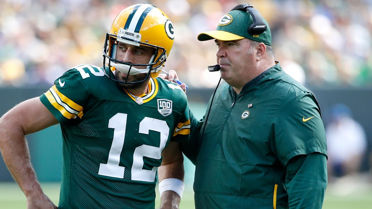 Green Bay Packers fire Mike McCarthy.