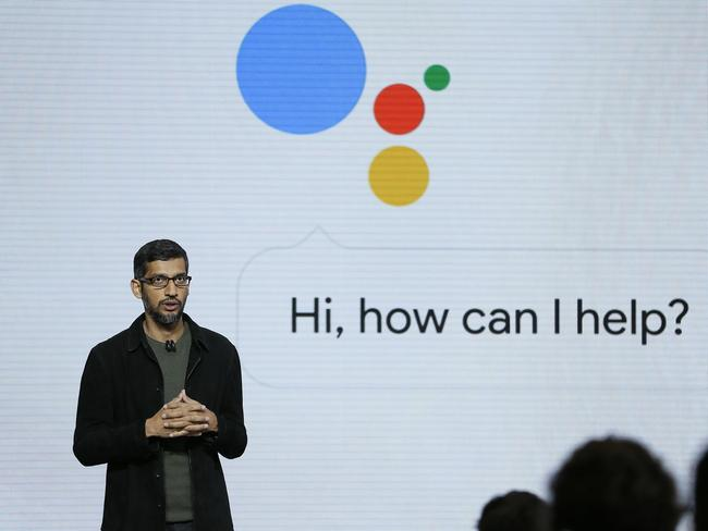 Google CEO Sundar Pichai is facing a probe into the tech giant's cyberstalking.