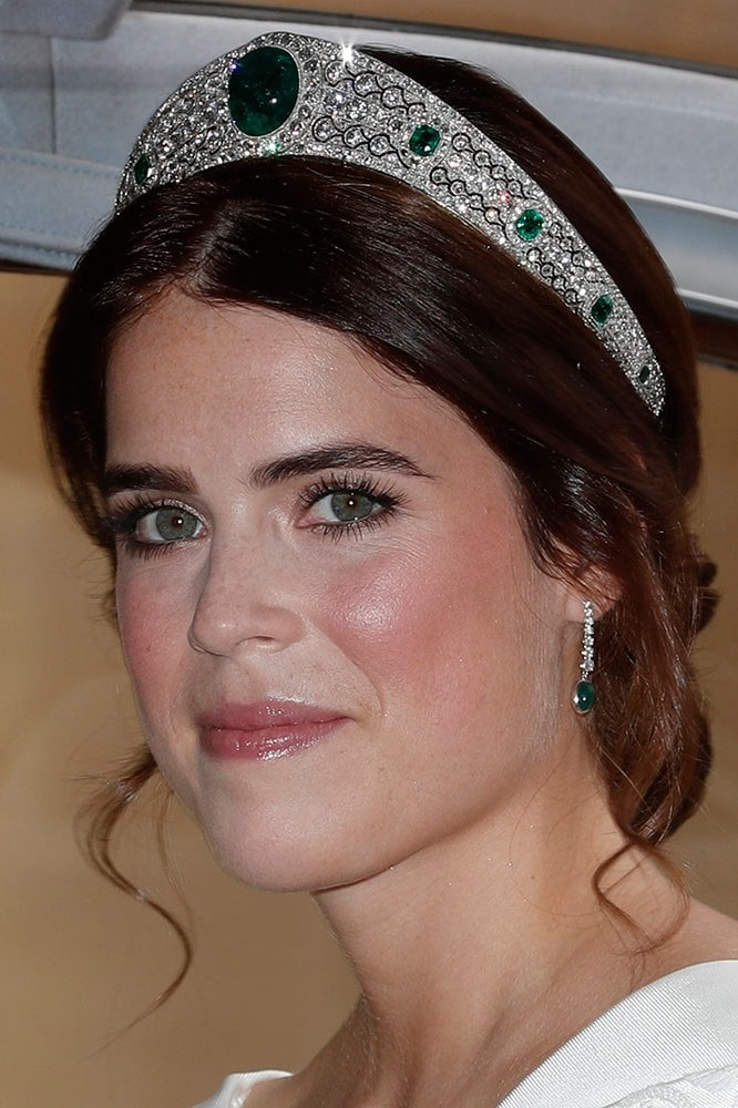 Princess Eugenie debuts a new hair colour and natural beauty look for her wedding