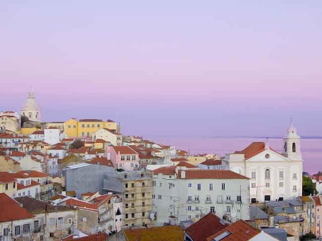 Lisbon is Portugal's star attraction.