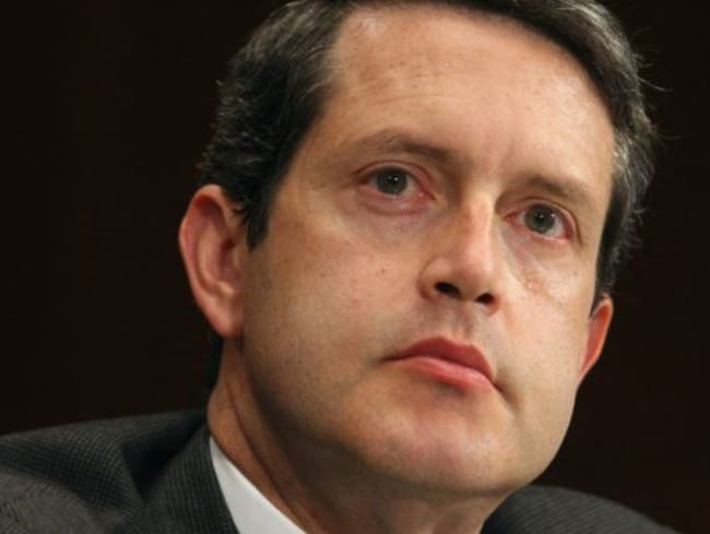 Randal Quarles, a top Treasury official, is tipped to join the US Federal Reserve. Picture: Getty