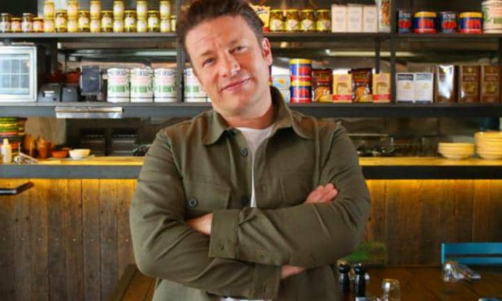 Jamie Oliver: Kids should be able to 'get sick' on lollies at parties
