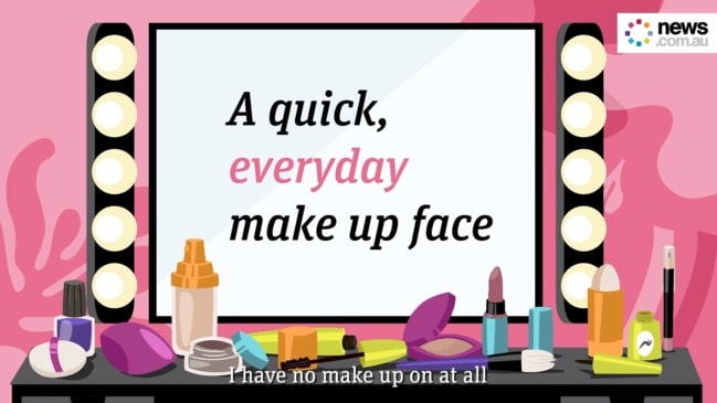 Beauty Diary: Easy Everyday Make Up