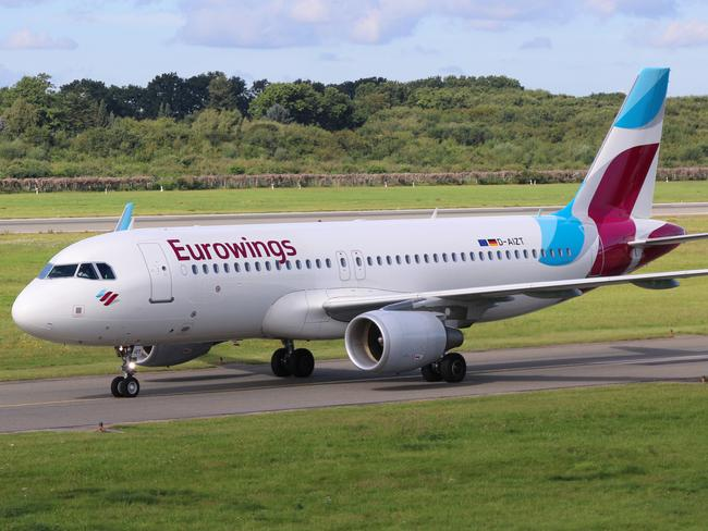 Eurowings is a solid option but vegetarians shouldn't get too excited about the menu. Picture: iStock