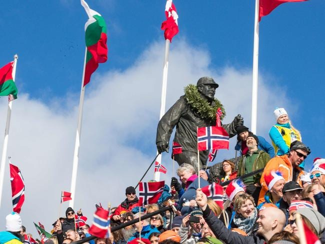 Norway is the happiest country in the world, according to a new report. Picture: Heiko Junge