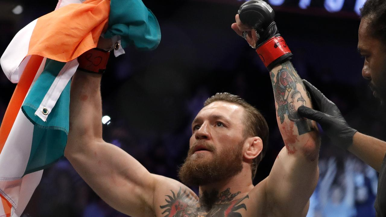 Conor McGregor is no stranger to a social media rant. (Photo by Steve Marcus/Getty Images)