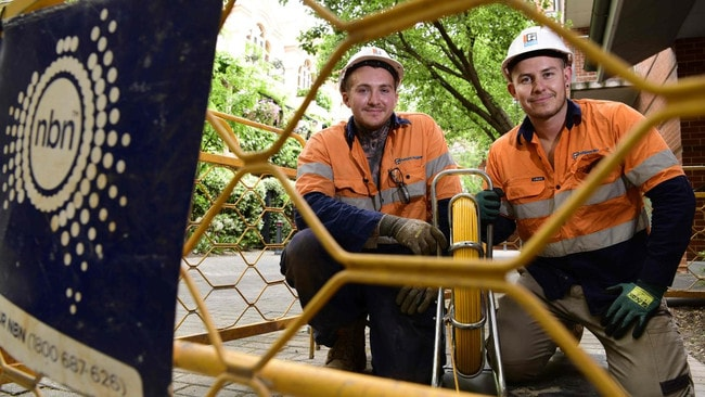 The NBN is expected to finish rolling out in June 2020.