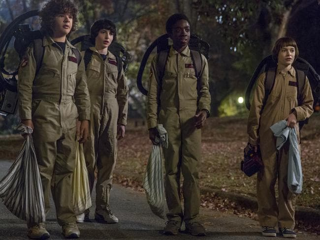Everything old is new again …  <i>Stranger Things </i>is a mystical drama set during the 1980s — a time when big hair and Ghost Busters were big.
