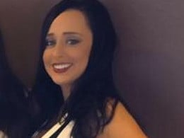 Samantha Broberg fell overboard on a Carnival cruise ship. Picture: Facebook