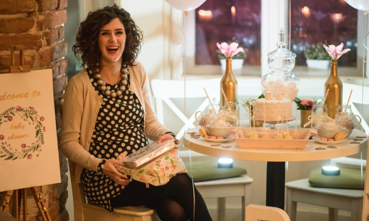This is the baby shower present every mum needs ... and it's free