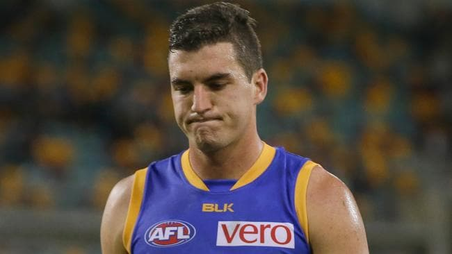 Tom Rockliff could become a Crow. Photo: Darrian Traynor/Getty Images