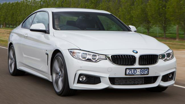 BMW 420d Coupe 2013