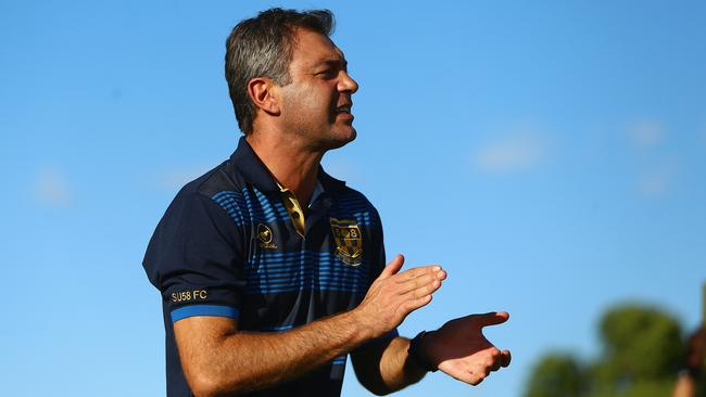 Mark Rudan. (Photo by Jeremy Ng/Getty Images)