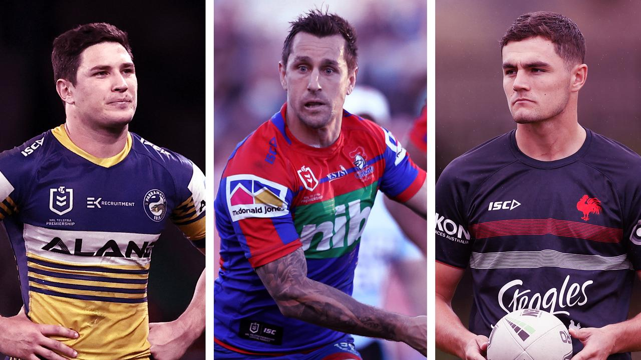 Mitchell Moses, Mitchell Pearce and Kyle Flanagan all come into these finals under the microscope.