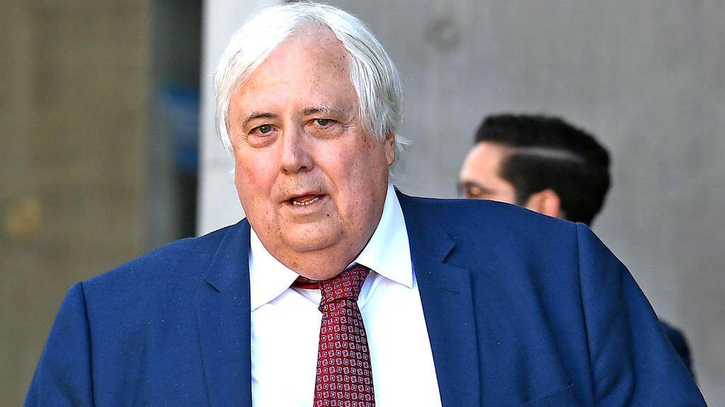 Is Clive Palmer a 'vexatious litigant'? Law experts weigh in | The Weekly  Times