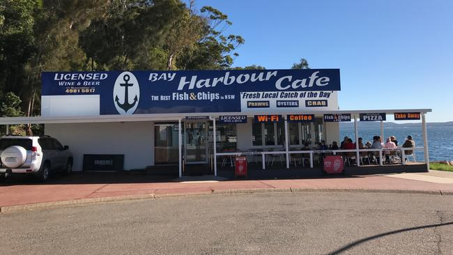 Bay Harbour Cafe. Picture: Jenifer Jagielski