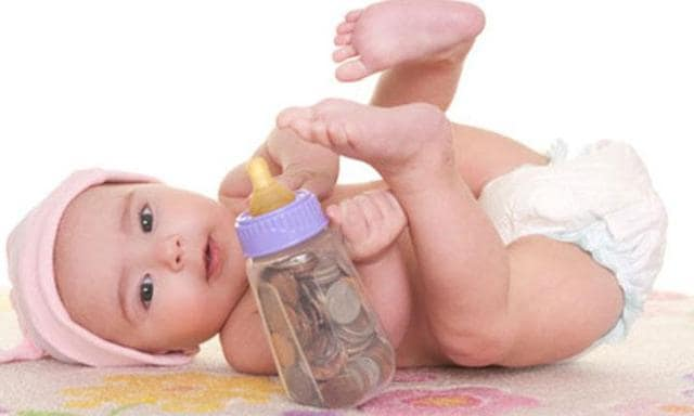 8 budget tips for new mums