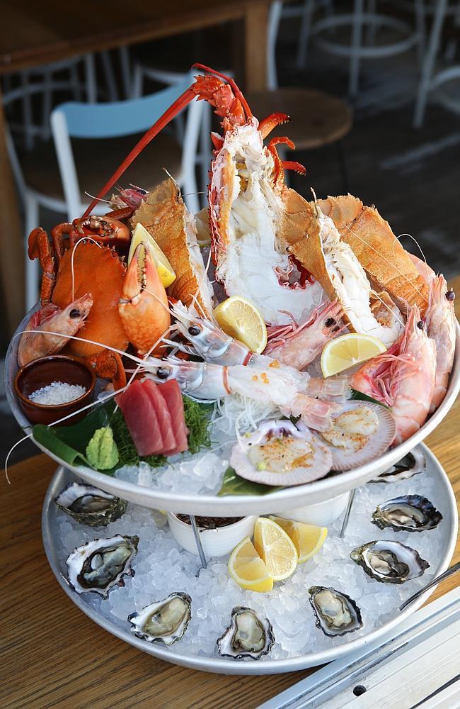 Best Seafood Platter Restaurant In Sydney
