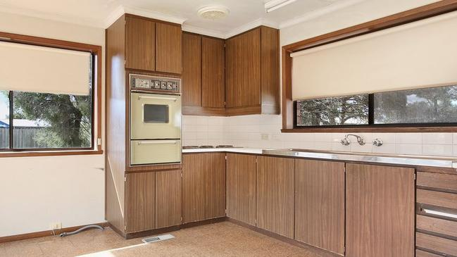 The kitchen at 11 Twitt St, Moolap. Picture: Supplied.