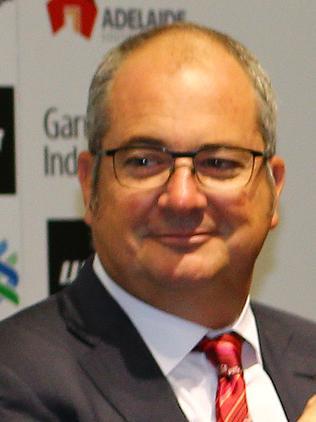 Racing Minister Leon Bignell