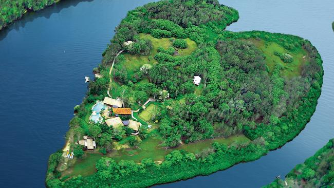 Makepeace Island, Queensland. Picture: Supplied.