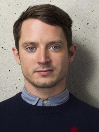 The voice of Wirt ... Elijah Wood was captivated by Patrick McHale's Under the Garden Wall, which is being shown on the Cartoon Network. Picture: Mark Hill
