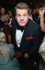 James Corden at a celebration of music with Republic Records, in partnership with Absolut and Pryma, at Catch LA on February 12, 2017 in West Hollywood, California. Picture: Getty