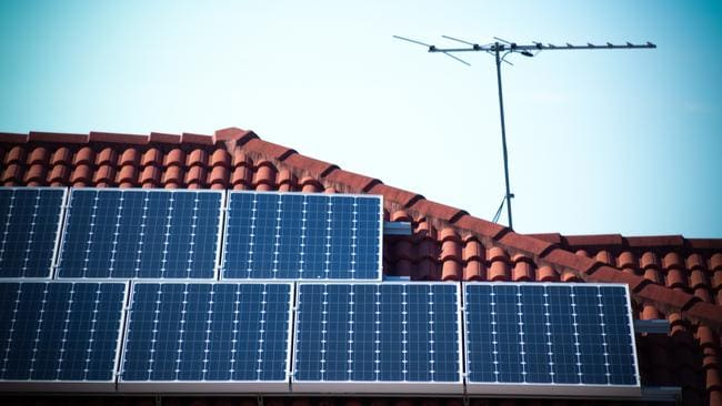 More than two million Australian homes have some of these on the roof.