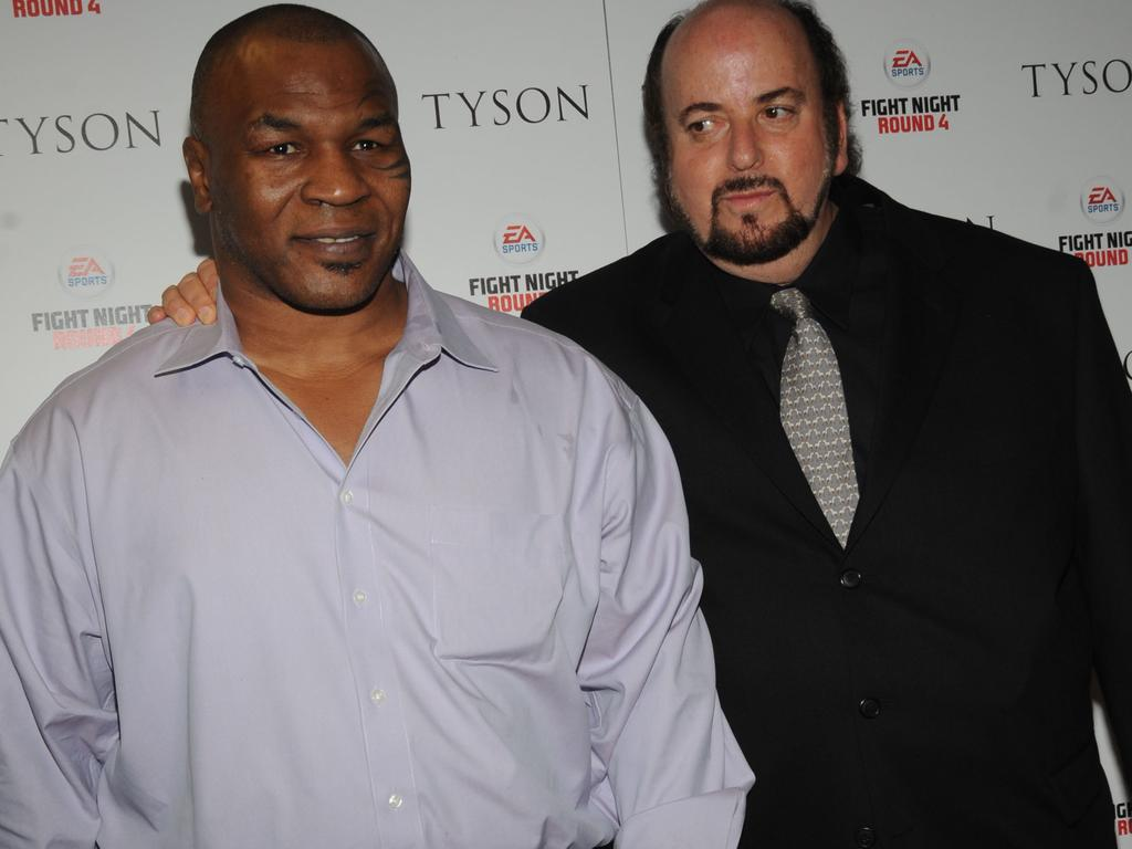 Mike Tyson fluctuated around 160kg for around 10 years
