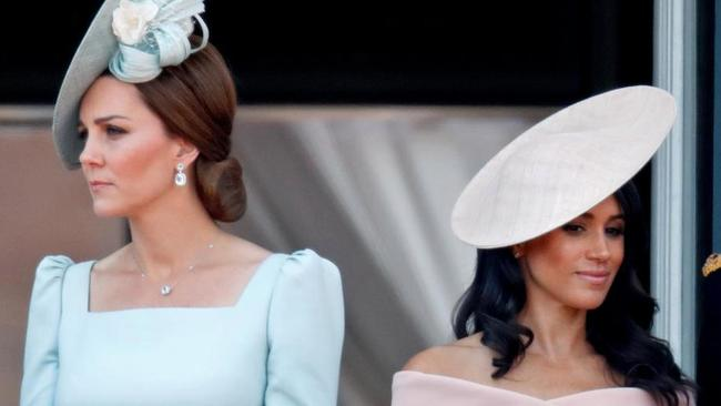 Kate Middleton and Meghan Markle have been plagued with rumours of private tensions.