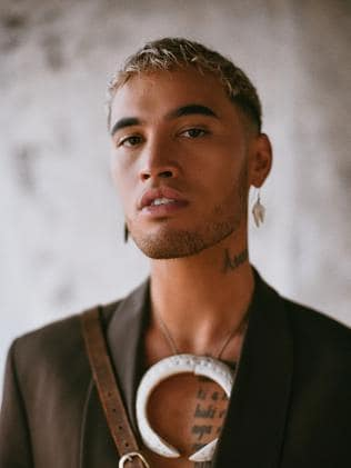 Stan Walker wants young men to be able to talk more openly about mental health issues.